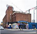 TQ3277 : Former cinema building, Camberwell Road by Julian Osley