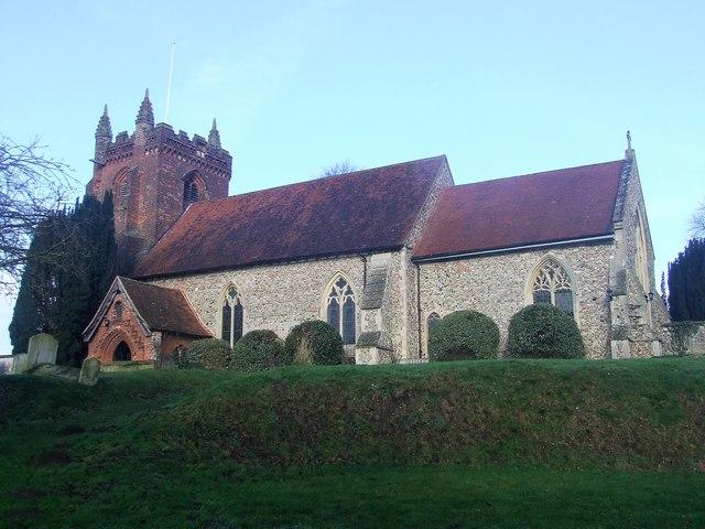 St Andrew's Colne Engaine