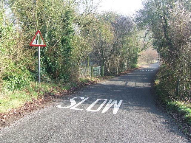 Slow Road Narrows