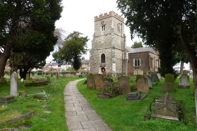 St Margaret's of Antioch