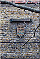 TQ3276 : London County Council plaque, Camberwell by Julian Osley