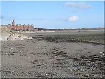 J3731 : Low tide at Newcastle. Co Down by Eric Jones