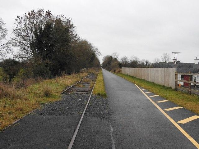 Athlone to Mullingar Cycleway, Ballina, Co. Westmeath