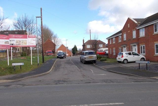 Church Gate - Church Street