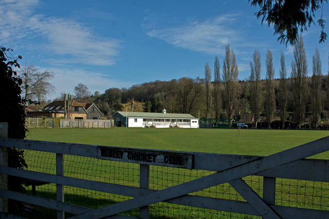Henley Cricket Club by Roger A Smith