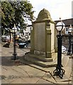 SK0580 : Chapel-en-le-Frith War Memorial by Gerald England