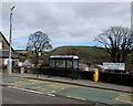 SS8688 : CCTV cameras monitor Bridgend Road Llangynwyd by Jaggery