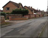 SO6024 : Ryefield Road, Ross-on-Wye by Jaggery