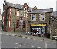 SS8591 : Talbot Restaurant & Takeaway, Church Street, Maesteg  by Jaggery