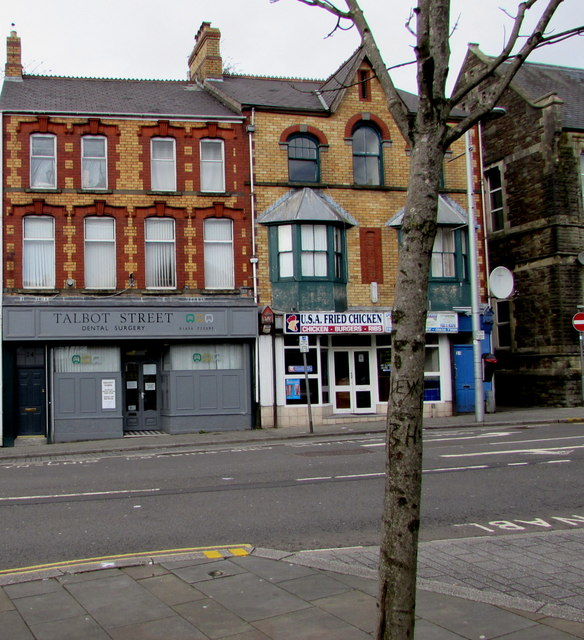 Talbot Street Dental Surgery, Maesteg