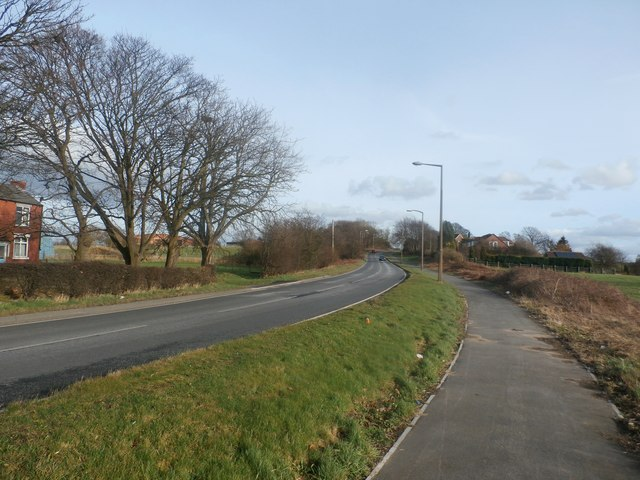 Common Road near Brierley