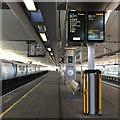 TQ3180 : Station furniture and equipment, Blackfriars, London by Robin Stott