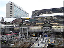 SP0686 : New Street Station by Chris Allen