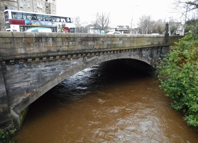 Roseburn New Bridge