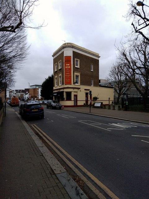 The Stag, Westbridge Road
