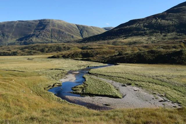 River Affric in Glen Affric