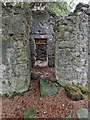 NH6167 : Entrance to the Round Gun Tower on Cat Hill by valenta