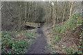 SE3203 : Footbridge over House Carr Dike by Ian S