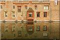 TF7401 : Oxburgh Hall by Richard Croft