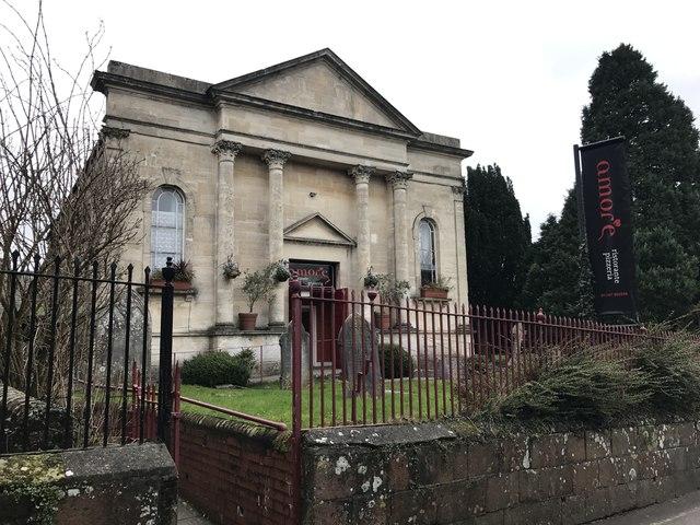 Shaftesbury: former Congregational Church