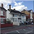 TL0722 : Stylish 1930s semi-detached houses, Dunstable Road, Luton by Robin Stott