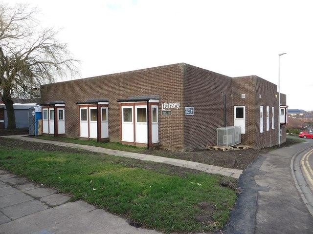 Bedlington Library