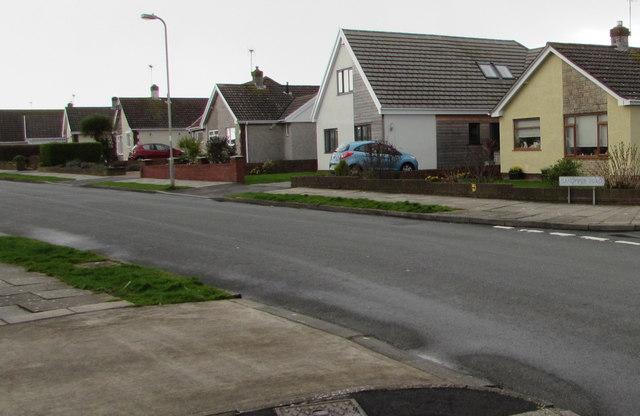 Sandpiper Road houses, Porthcawl