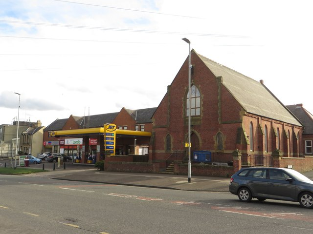 Trinity Church, Front Street, Bedlington