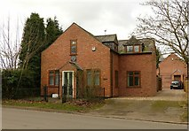 SK6117 : Former Primitive Methodist chapel, Seagrave by Alan Murray-Rust