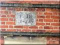 SK5717 : Datestone, Baptist Church, Beveridge Street, Barrow upon Soar by Alan Murray-Rust