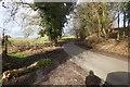 SJ8675 : Birtles Lane, near Over Alderley by Mike Pennington