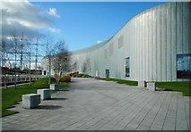 NS5565 : Riverside Museum by Richard Sutcliffe