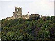 TA0489 : Scarborough Castle by Steve Daniels