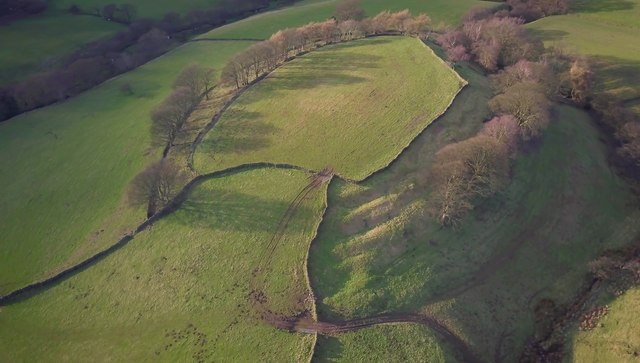 Round Hill near Cockle House