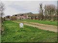 TA3424 : Farm at Hollym by Paul Harrop