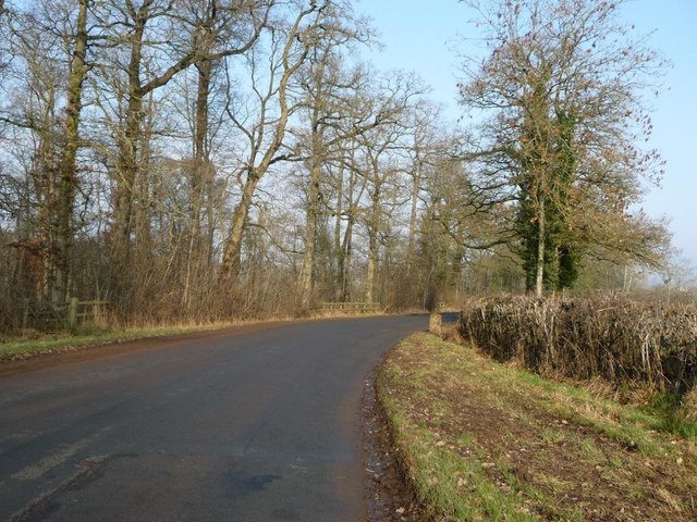 The road from King's Meaburn to Lane End