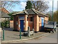 SK5616 : The old lock-up, Quorn by Alan Murray-Rust