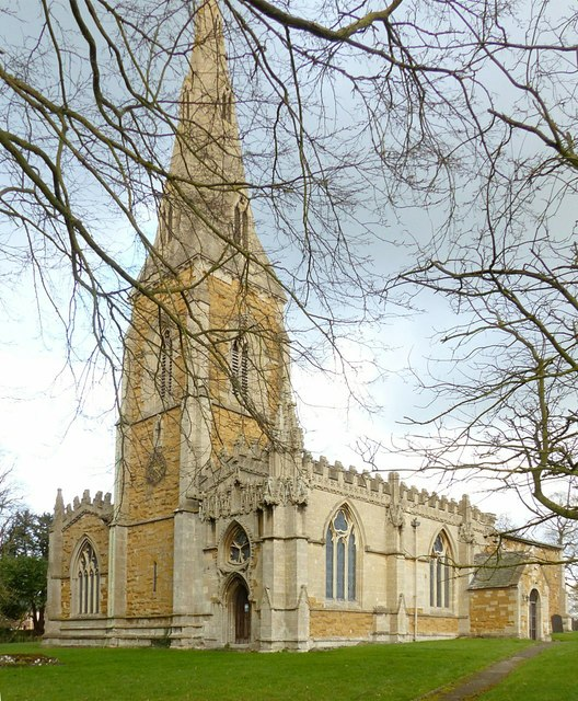 Church of St Luke, Gaddesby
