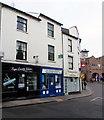 SO5924 : Top Cutz Ross in Ross-on-Wye by Jaggery