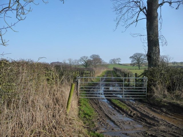 Public footpath from King's Meaburn to Bolton