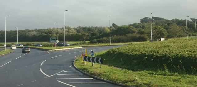 Roundswell roundabout