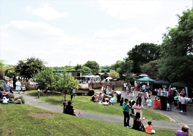 Strawberry Fair at Sedlescombe Primary School