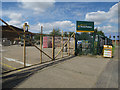 TL6365 : Travis Perkins, Newmarket by Hugh Venables