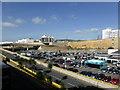 TQ3303 : Asda Car Park at Brighton Marina by PAUL FARMER