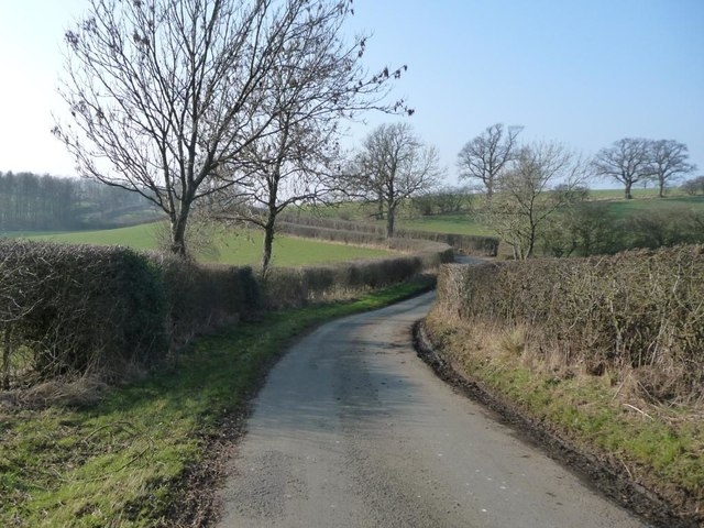Double bend on Chitty Hill