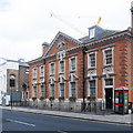 TQ2478 : West London County Court, North End Road by Julian Osley