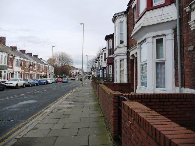 Stanhope Road [B1298]