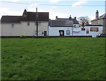 SS8178 : North side of the Farmers Arms pub, Nottage by Jaggery