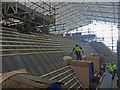ST2885 : Restoration work on the roof of Tredegar House by Robin Drayton