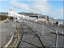 TR3140 : Closure of Esplanade by John Baker